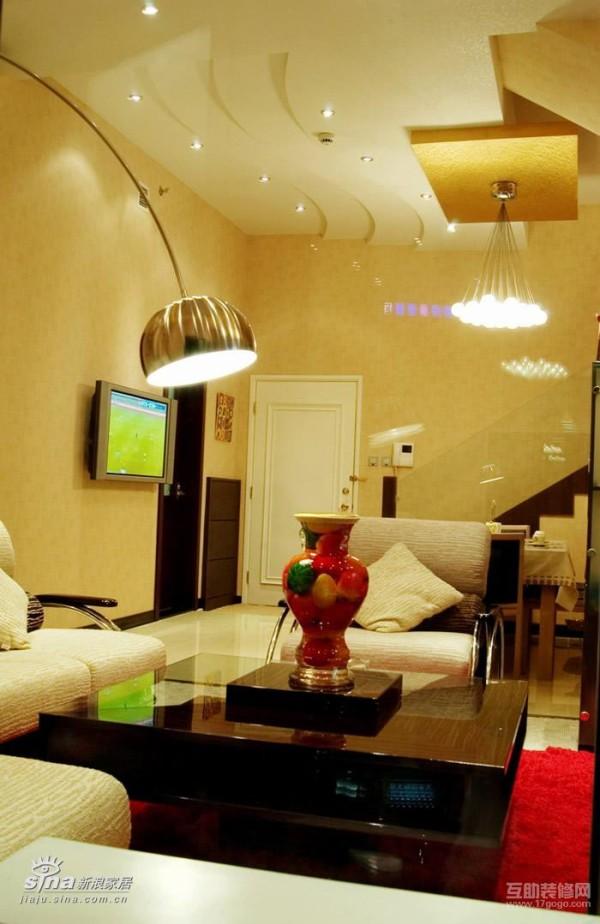 简约 别墅 客厅图片来自用户2557010253在fb的阳光屋93的分享