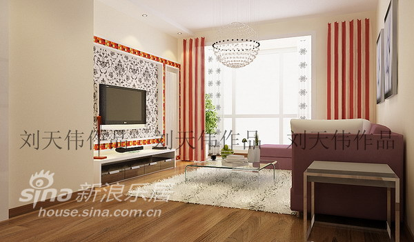 简约 二居 客厅图片来自用户2557979841在北京新天地现代简约宜家14的分享