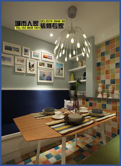 72平装修案例 现代简约装修案例 混搭装修案例 两居室装修案例