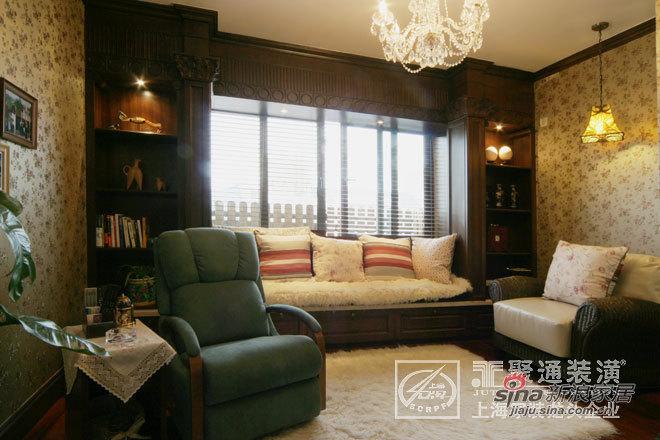 简约 复式 客厅图片来自用户2737735823在上海海逸公寓设计案例52的分享