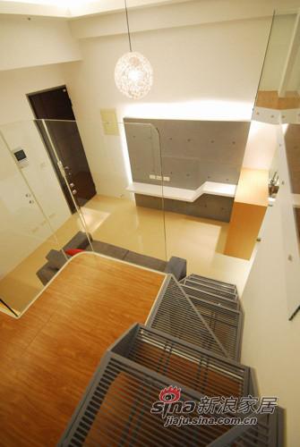 金属感楼梯