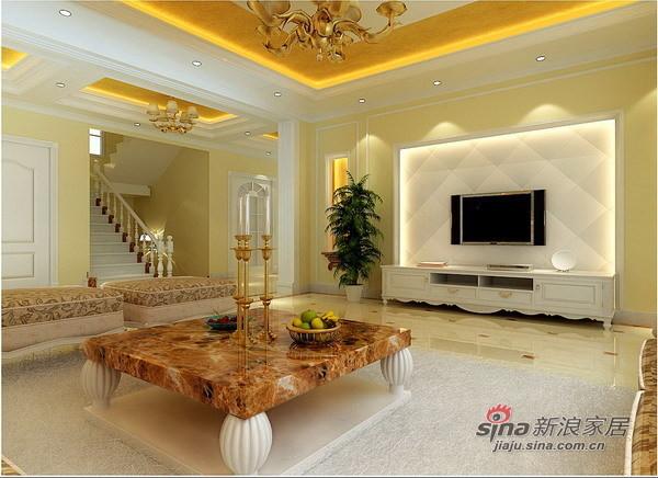 米色和金色的交相辉映,彰显雍容华贵的气质