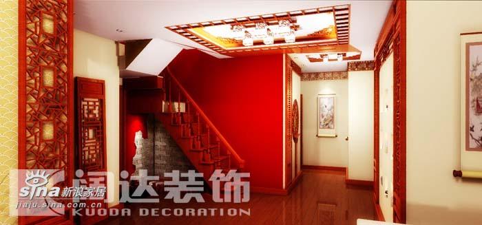 简约 一居 楼梯图片来自用户2738829145在中式别墅48的分享