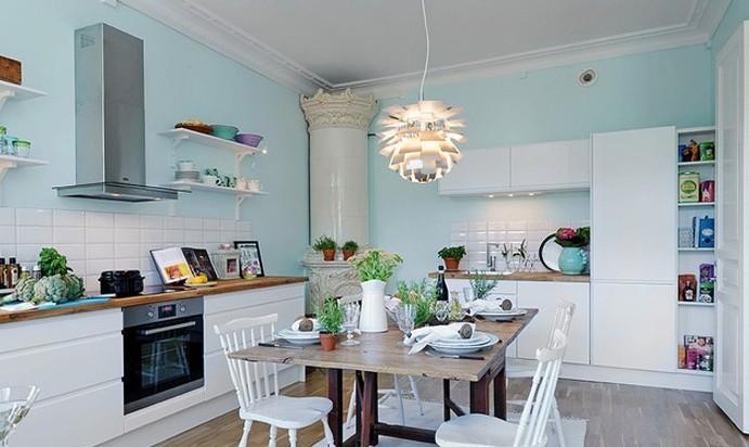 简约 二居 厨房图片来自用户2559456651在6.6万现代宜家风格两居室爱家23的分享