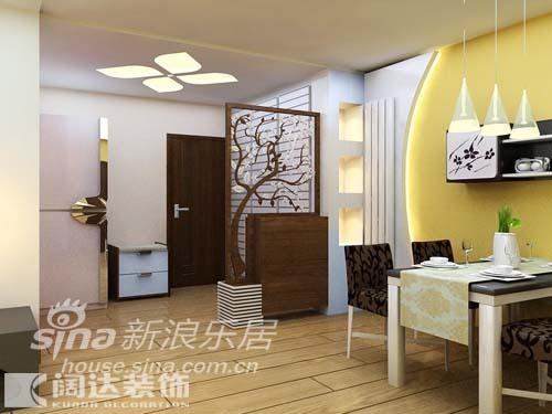 简约 一居 客厅图片来自用户2739081033在阔达装饰简约设计56的分享