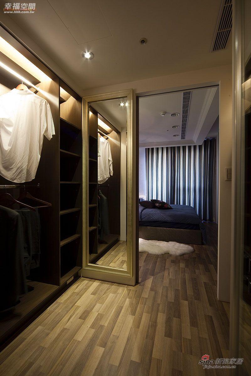 新古典 公寓 衣帽间图片来自幸福空间在9万打造都会雅痞的轻古典生活50的分享