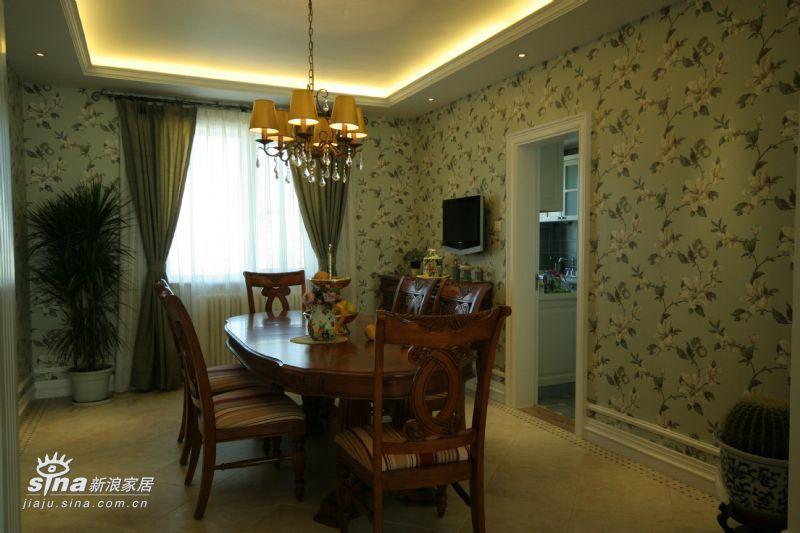 欧式 别墅 餐厅图片来自用户2757317061在紫金长安29的分享