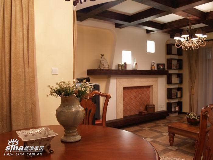 欧式 二居 客厅图片来自用户2557013183在欧式装修样板间图片集锦52的分享