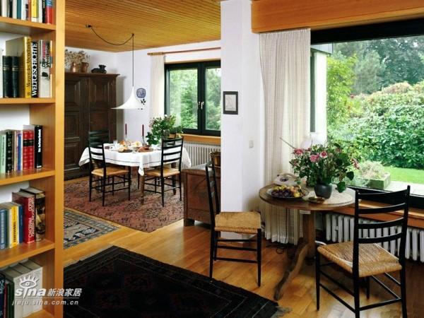 欧式 其他 餐厅图片来自用户2772856065在田园风格新时尚 家居的自然清新原色(六)70的分享