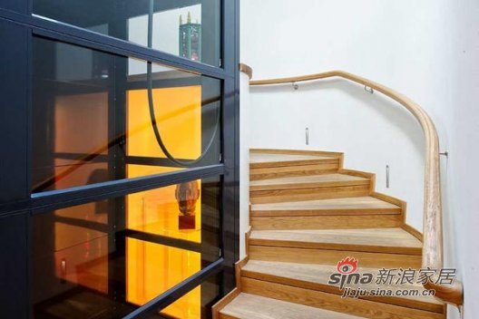 其他 复式 楼梯图片来自用户2557963305在时尚魔女教主的惬意复式居55的分享