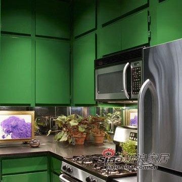 混搭 二居 厨房图片来自用户1907689327在10W打造64平浪漫紫色小窝79的分享