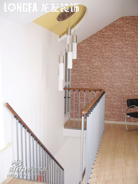 简约 跃层 楼梯图片来自用户2737786973在梦幻阁楼24的分享