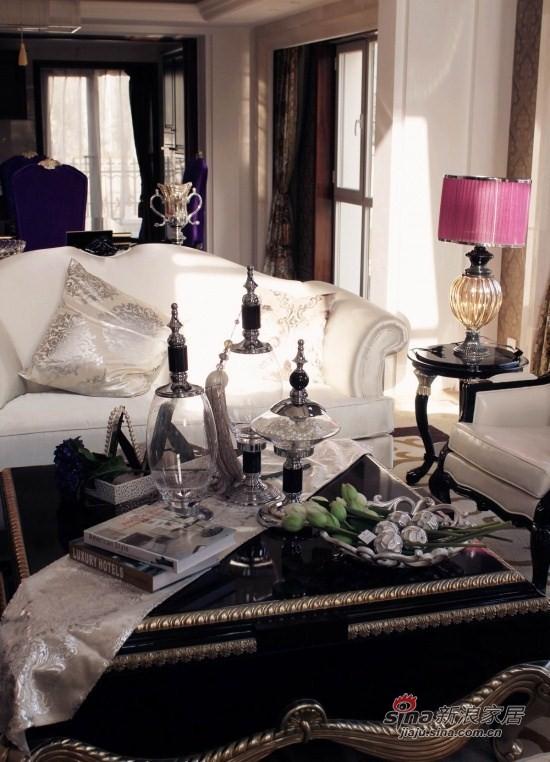 欧式 别墅 客厅图片来自用户2746953981在21万218平装欧式幸福家园56的分享