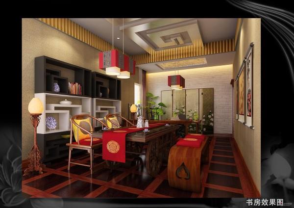 别墅设计—欧式风格—装修案例