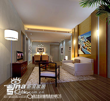 简约 别墅 客厅图片来自用户2739378857在浙江金色海岸示范单位43的分享