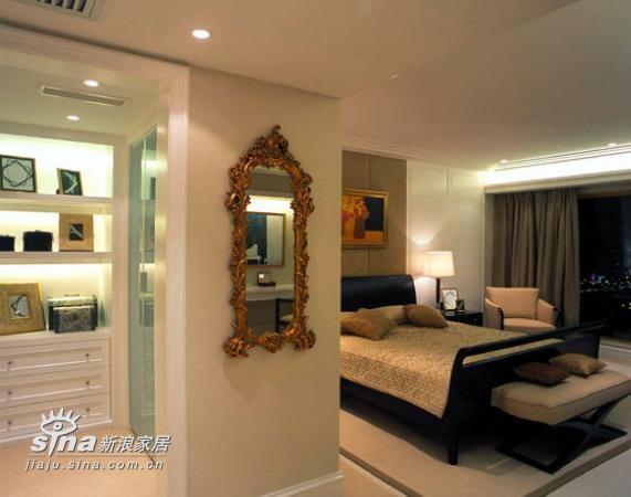 简约 二居 卧室图片来自用户2737759857在上海東方倫敦伯爵豪園81的分享