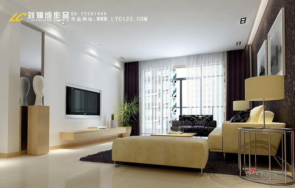 其他 三居 客厅图片来自用户2557963305在时尚黑白18的分享