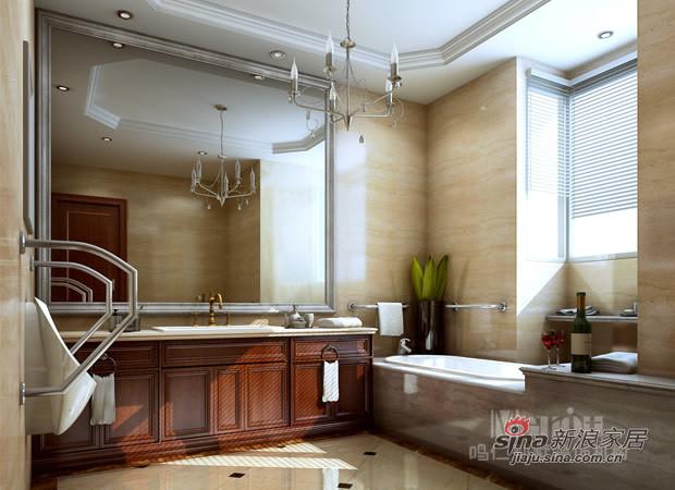 其他 别墅 卫生间图片来自用户2558757937在新贵主义风格演绎93的分享