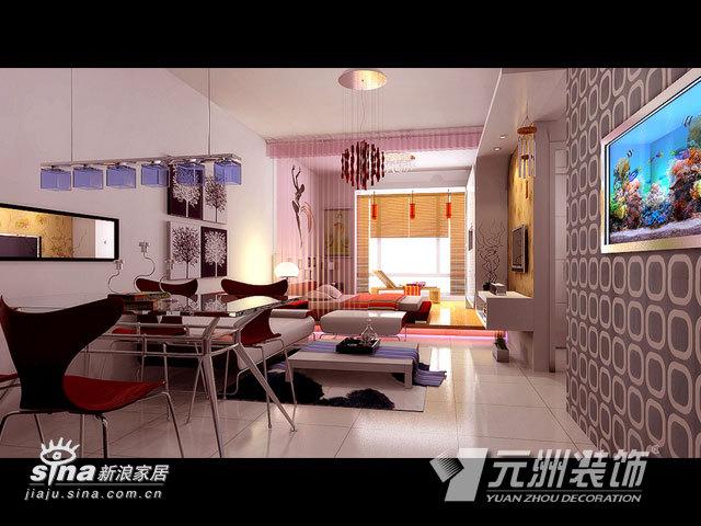 简约 一居 客厅图片来自用户2738813661在民岳家园42的分享