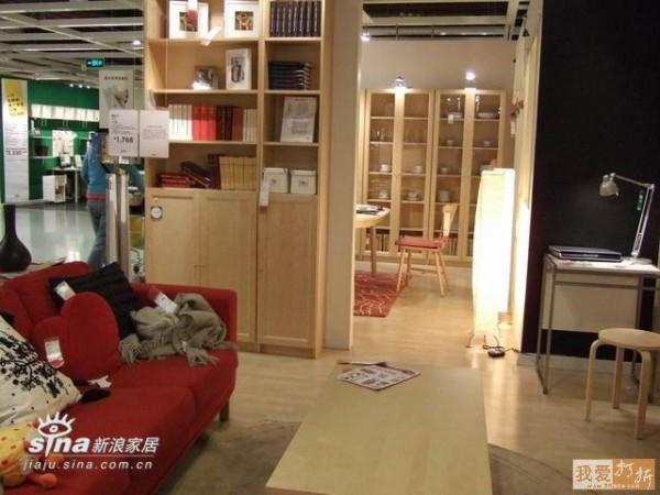 简约 一居 客厅图片来自用户2738829145在北京宜家样板间系列五90的分享