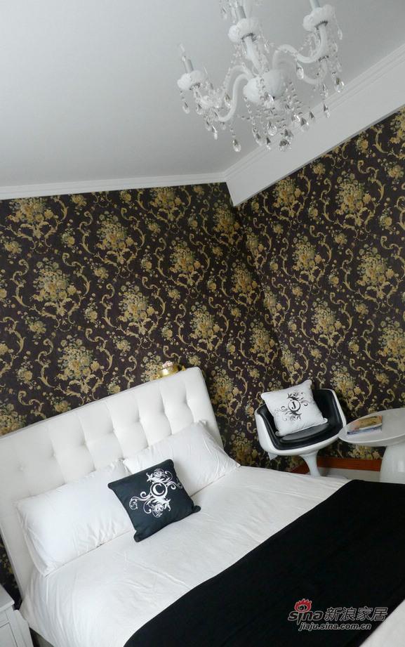 简约 二居 卧室图片来自用户2737786973在孝顺女18万打造160平温馨房12的分享