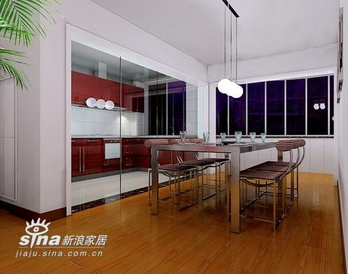 简约 三居 餐厅图片来自用户2738093703在君蓓小区26的分享