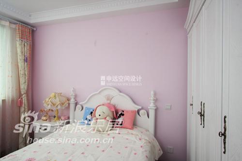 欧式 二居 卧室图片来自用户2746948411在东明家园95的分享