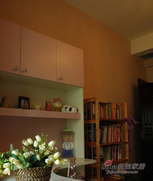 简约 别墅 书房图片来自用户2738813661在18万装226平新古典别墅60的分享