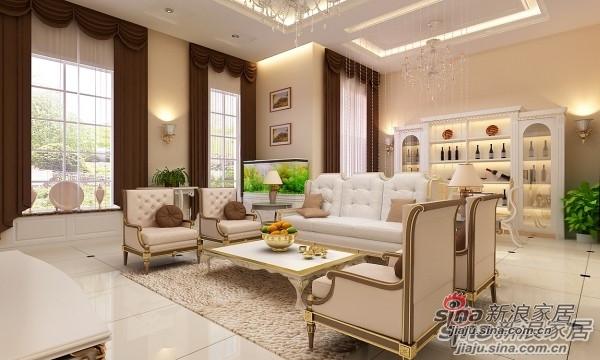 简约 别墅 客厅图片来自用户2557979841在2012喜迎300平米现代简欧仅花16.9万95的分享