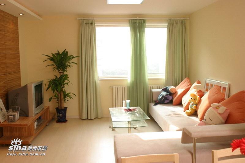 简约 二居 客厅图片来自用户2737950087在上上城14的分享