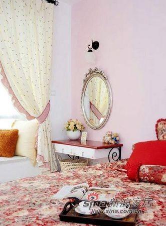 田园 二居 卧室图片来自用户2737946093在20万打造2房2厅田园家21的分享