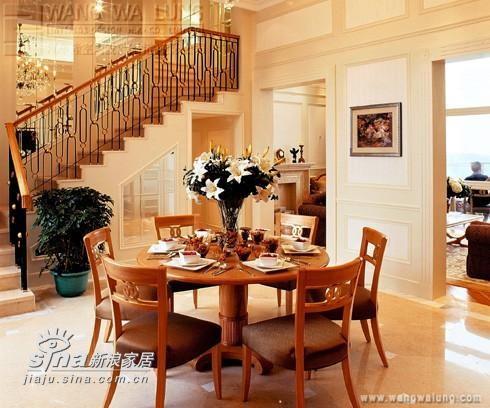 欧式 复式 餐厅图片来自用户2746869241在现代的欧式37的分享