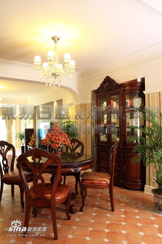 欧式 一居 餐厅图片来自用户2557013183在领秀江南64的分享