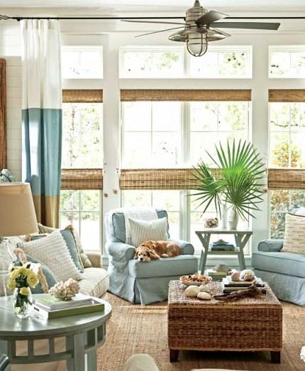 客厅 小清新 美式 白富美 舒适图片来自用户2772840321在10个美式乡村风格客厅 像小资一样生活吧的分享