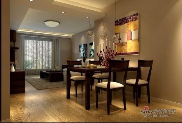 简约 二居 餐厅图片来自用户2737786973在魅力2居80平米仅需5.3万23的分享