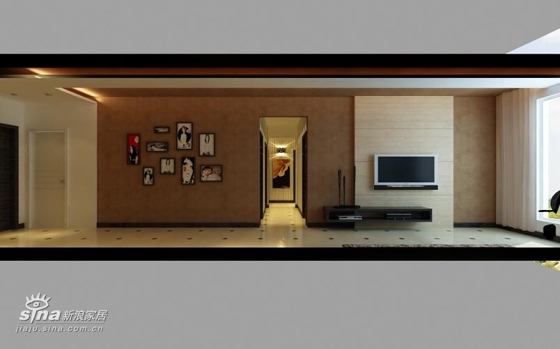 简约 三居 客厅图片来自用户2745807237在美景东方简约设计58的分享