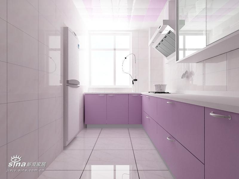 简约 二居 厨房图片来自用户2739378857在银亿阳光城65的分享