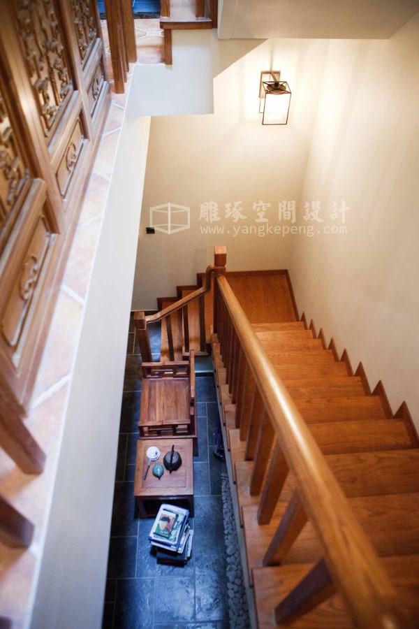 中式楼梯间