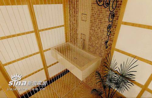 简约 三居 卫生间 旧房改造图片来自用户2737735823在紫金华庭39的分享