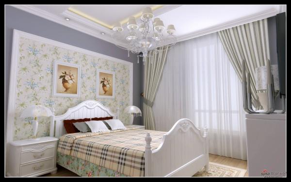 【第一城】卧室效果图