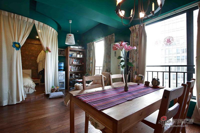 其他 二居 餐厅图片来自用户2558746857在【高清】80后小夫妻87平异域风情21的分享