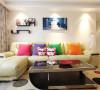 先从客厅的顺序来吧,舒适的皮艺沙发一看就喜欢