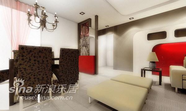简约 三居 餐厅图片来自用户2737782783在国风北京48的分享