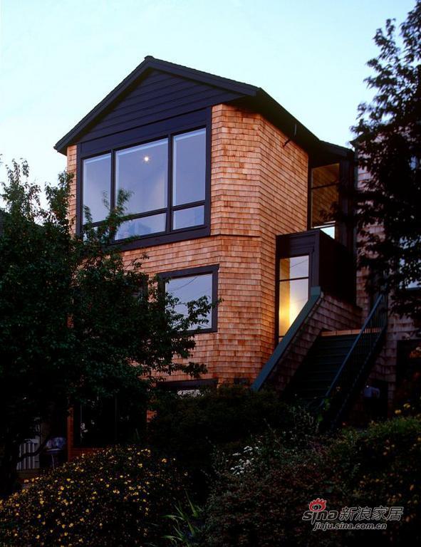简约 别墅 客厅图片来自用户2738820801在外国简约实用别墅设计71的分享