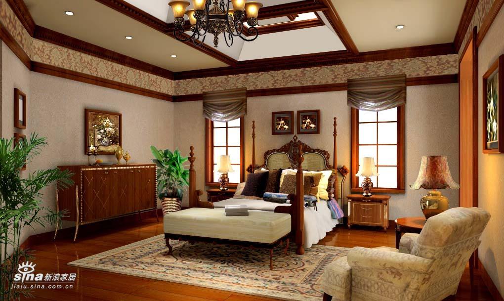 其他 二居 卧室图片来自用户2557963305在城市天堂 官邸小别墅63的分享