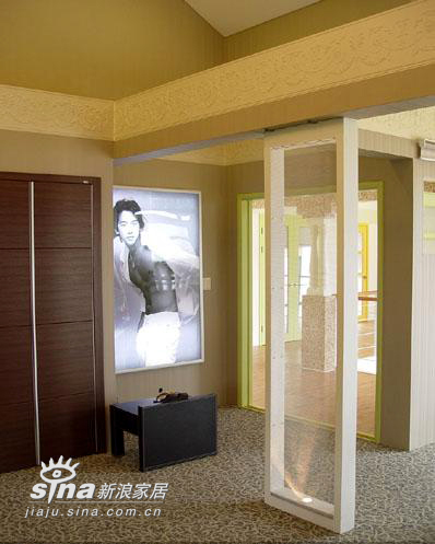 简约 别墅 玄关图片来自用户2738093703在浪漫满屋温馨韩式家居实景60的分享