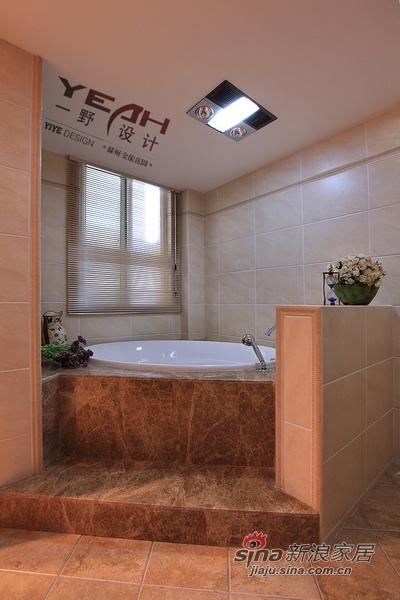 欧式 别墅 卫生间图片来自用户2772873991在240平古典别墅睡美人童话55的分享