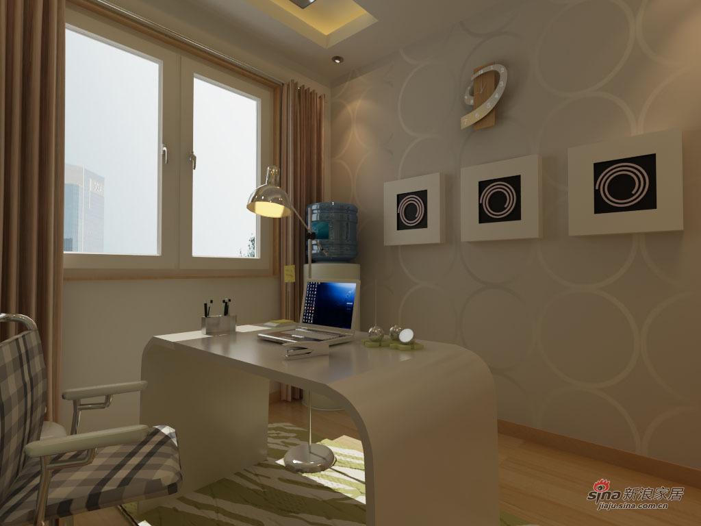 简约 二居 客厅图片来自用户2737735823在令年轻上班族彻底放松的现代简约精品宅23的分享