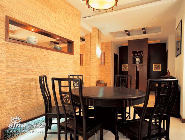 中式 四居 餐厅图片来自用户2748509701在这样的中式装修你见过吗?13的分享
