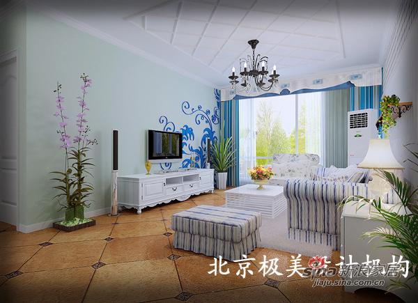 田园 二居 客厅图片来自用户2737946093在地中海的家15的分享